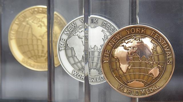 NYF - Medals