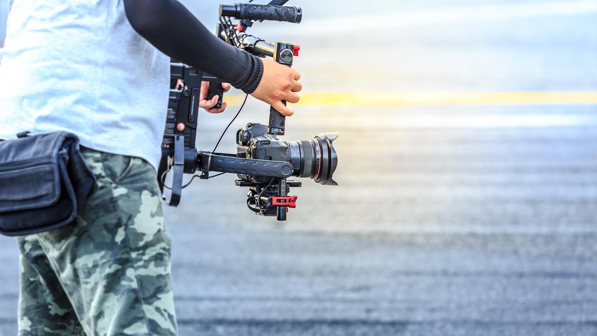 Filming Banner